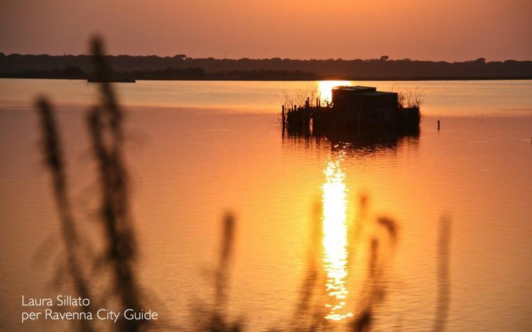 tramonto marina romea