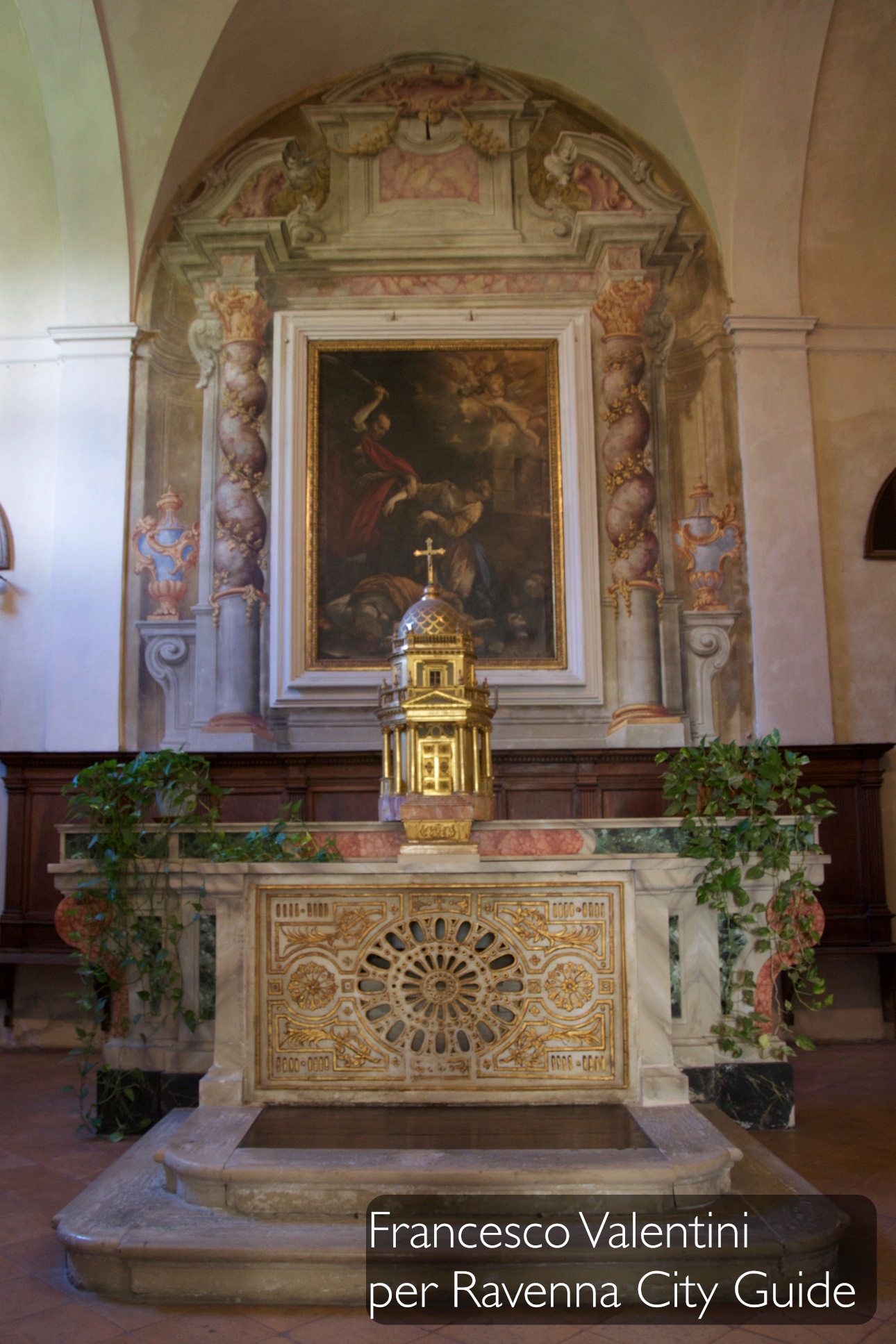 chiesa sant'eufemia ravenna