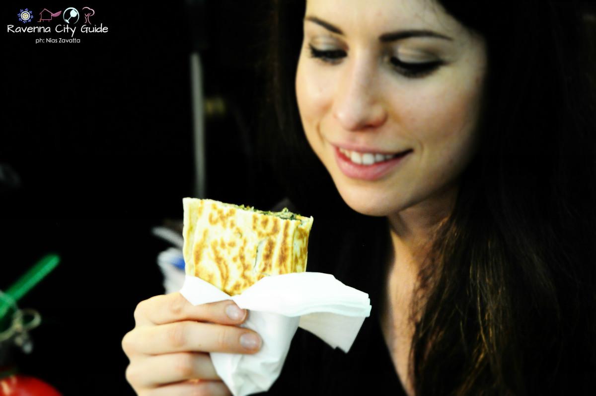 eating in ravenna