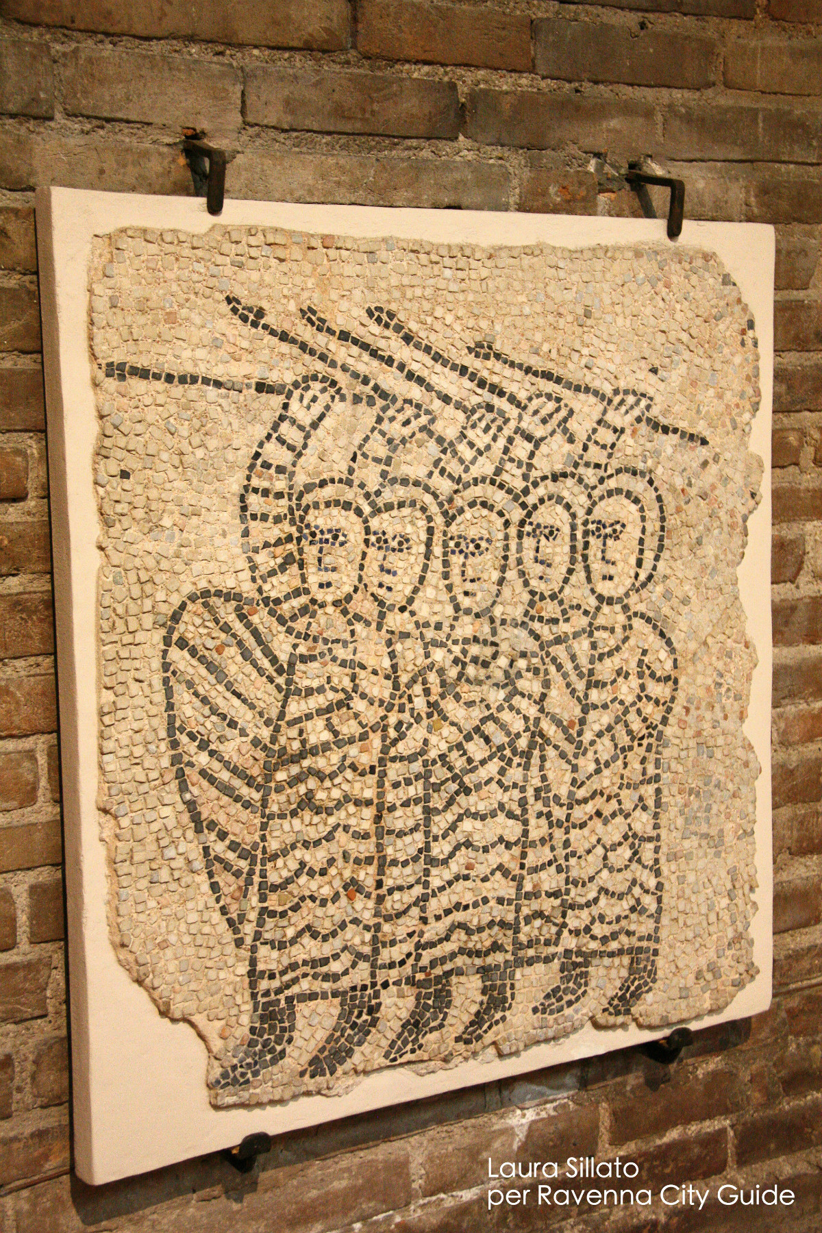 mosaico pavimentale ravenna