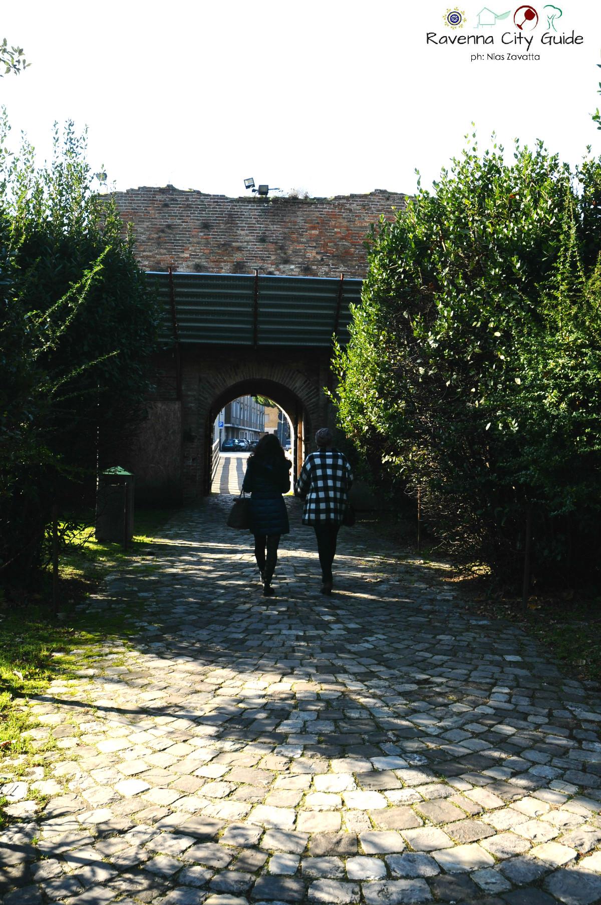 rocca brancalone Ravenna