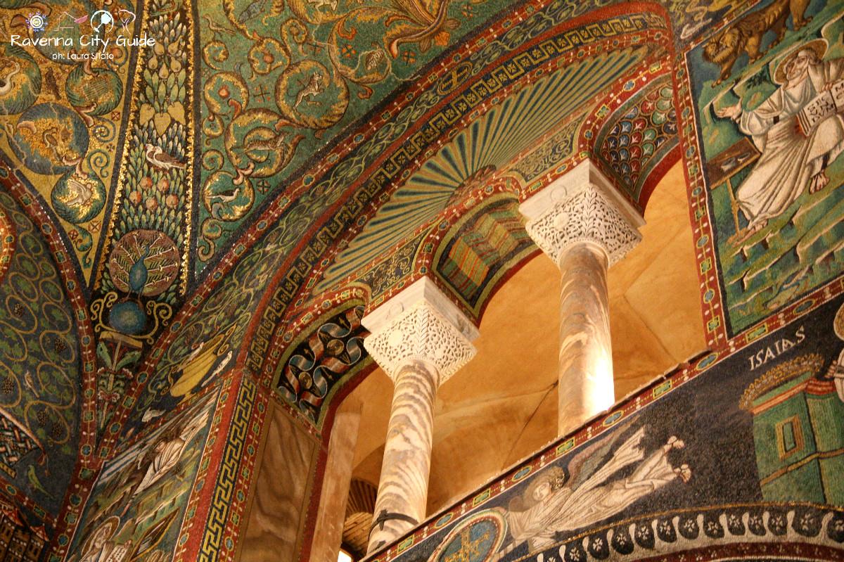 mosaici san vitale ravenna