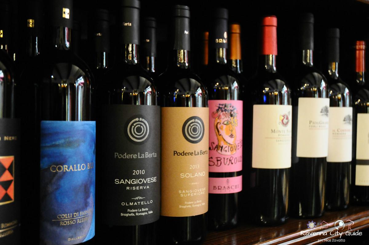 vini di romagna