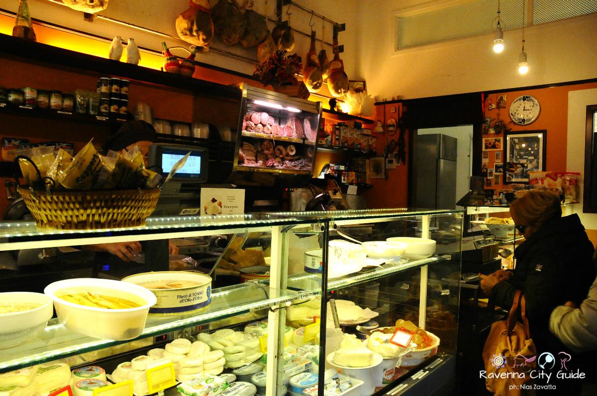 formaggi e salumi di romagna