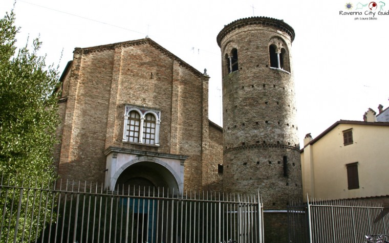 Basilica of Sant'Agata Maggiore – The old Madame