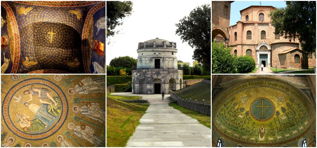 Two days tour to discover the UNESCO sites of Ravenna