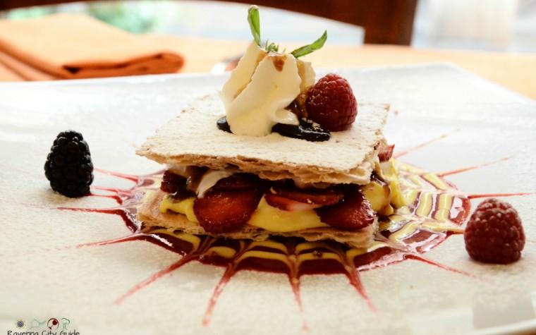 dessert osteria piattoforte