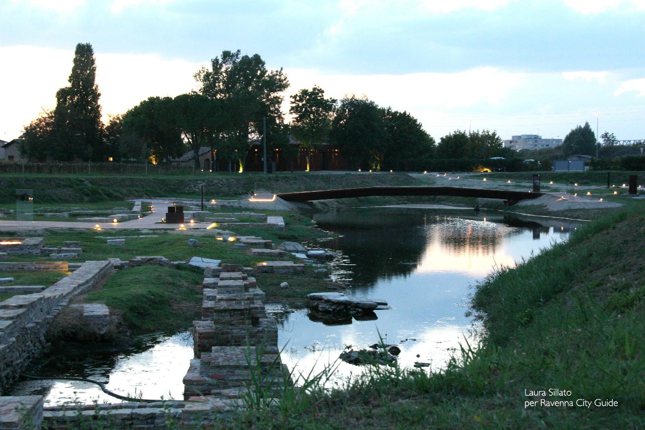 parco archeologico porto di classe