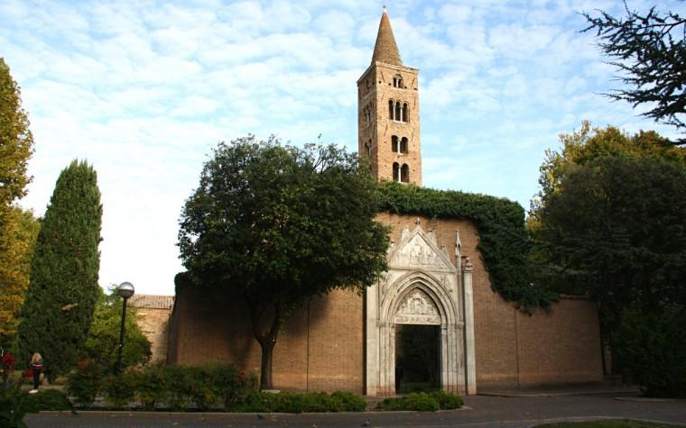 San Giovanni Evangelista church and the Jerusalem Tower