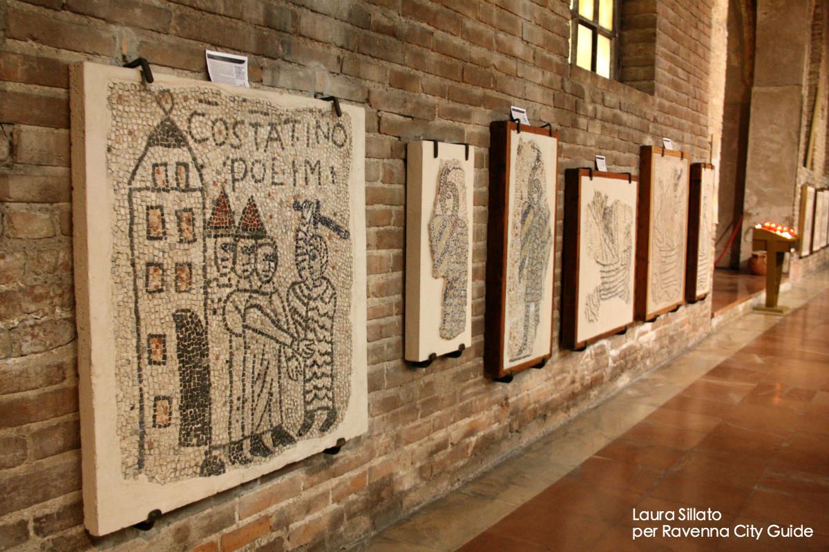 mosaico san giovanni evangelista ravenna