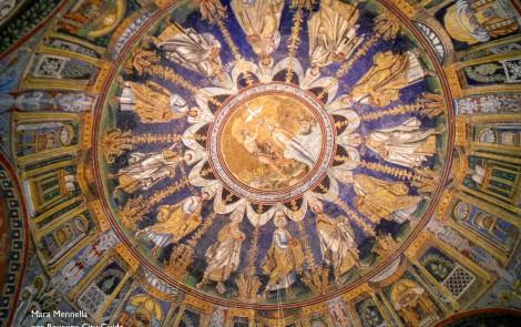 A gaze to past: the Battistero Neoniano (baptistery of Neon)