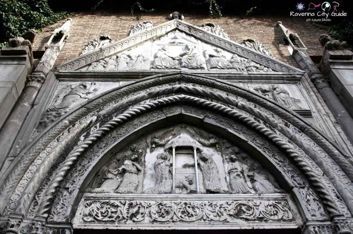 portale san giovanni evangelista
