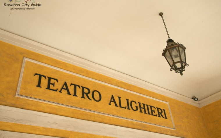 The temple of art: Teatro Alighieri