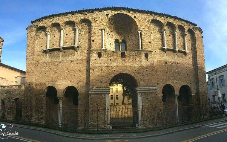 palace of theodoric